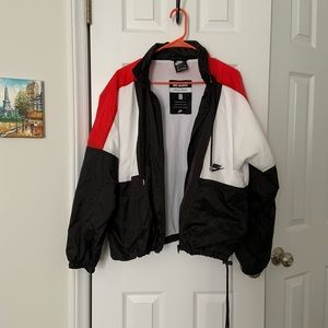 Nike Windbreaker Coach Jacket